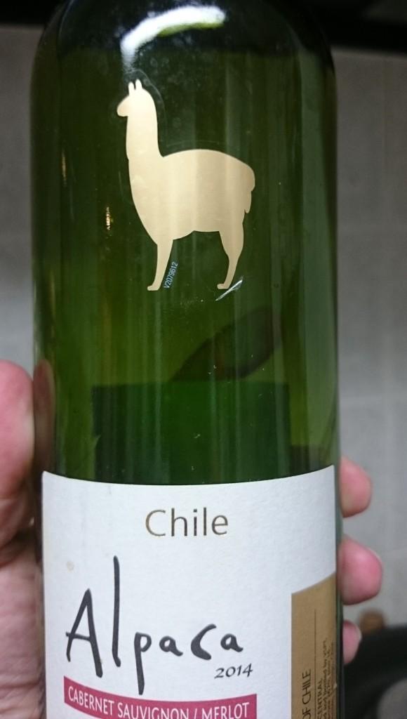 wine alpaca